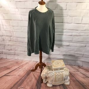 Standard James Perse Oversized Sweatshirt